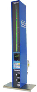 Shimpo Cag3002 103 Air Gauge Micrometer Display With 20 Micron Range