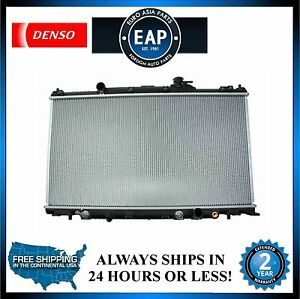 For 2007 2011 Element 2 4l Denso Radiator New