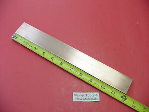 3 8 x 1 1 2 C110 Copper Bar 12 Long Solid Flat Bar 375 Bus Bar Stock H02