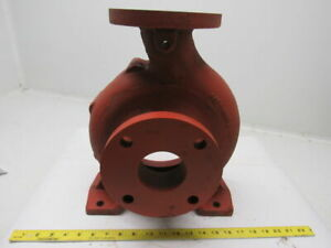 001 3808a Radially Split Volute Centrifugal Pump Casing W integrally Cast Feet