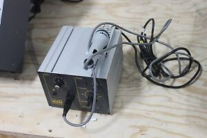 Pace Mbt 100 Soldering Station Working