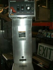 Bunn Commercial Automatic Coffee Maker Hot Water Tap 115v 900 Items On E Bay