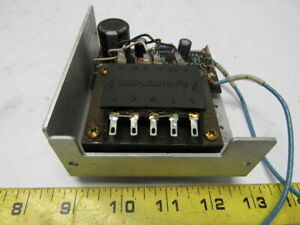 Power one Hb24 1 2 a International Series 24 Vdc 1 2a Dc Power Supply Lot Of 2