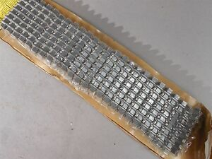 Lot Of 25 Panel Terminal Strips 16awg 6 position New