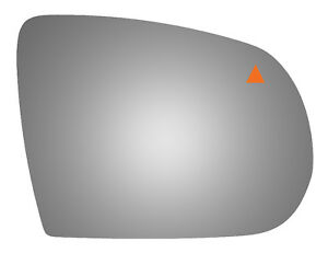 Burco 5587b Passenger Side Mirror Glass W Blind Spot For 14 17 Jeep Cherokee