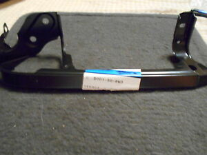 Nos 1988 1989 1990 Ford Festiva Headlight Door Trim Molding E8bz 13b167 A New