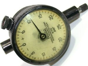 Federal Dial 001 Indicator W 1 2 Post Mounting Model B7o