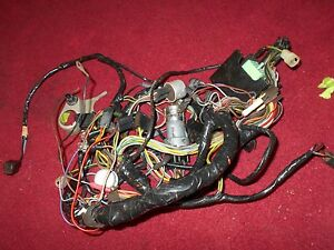 1968 Ford Fairlane Torino Ranchero W Tachometer Under Dash Wiring Harness Restor