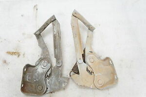 1955 1956 Chevy Hood Hinges Car Or Wagon Oem Nice