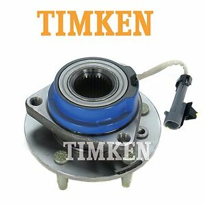 For Buick Cadillac Pontiac Chevrolet Rear Wheel Bearing Hub Assembly Timken