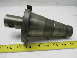 Beaver No 14 Nmtb 50 End Mill Tool Holder 1 2 Bore 3 Gage Length