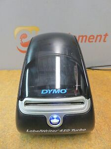 Dymo 450 Turbo Label Writer 1750283 Thermal Printer Server Mailing Address