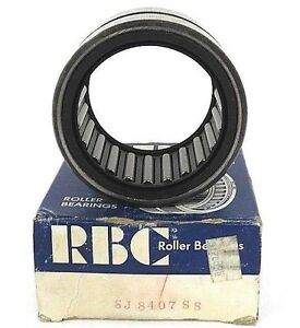 Nib Rbc Sj 8407 ss Pitchlign Heavy Duty Needle Roller Bearings And Inner Rings