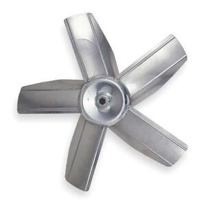 Dayton 48 Tubeaxial Fan Blade Number Of Blades 5 For Use With Fan No 3c416