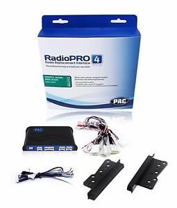 Radio Replacement Interface Dash Mount Install Kit 2 Din For Toyota Scion