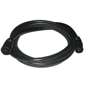 Lowrance 10EX-BLK 10ft Structure Scan Transducer Extension Cable for LSS-1 LSS-2