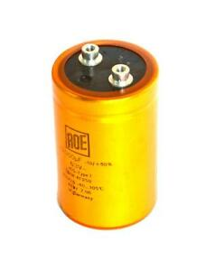 Roe Type 1 Capacitor 10000 Uf 63 Volts