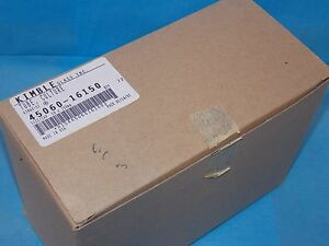 Kimble Culture Tube 16 X 150mm 45060 16150 Case Of 48 New