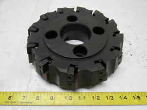 Valenite Sn6s 15 08 12 4 Indexable Face Mill 12 Insert