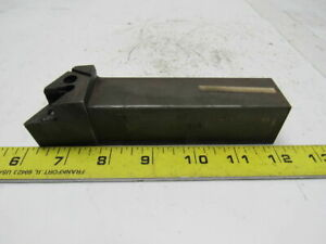 Valenite Hp djr 20 5 1 1 4 Square Shank Multi Lock Lathe Tool Holder 6 Length