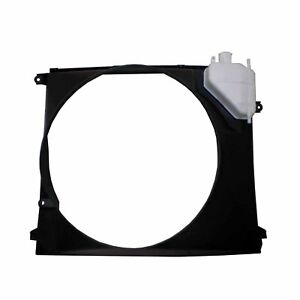 Cpp Front Radiator Fan Shroud For 2005 2015 Toyota Tacoma To3110159