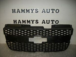 Chevy Colorado Front Grille Grill Backing 09 10 11 12 2009 2010 2011 2012 Nice