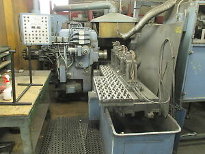 Cincinnati 400 18 Duplex Hypowermatic Horizontal Production Mill