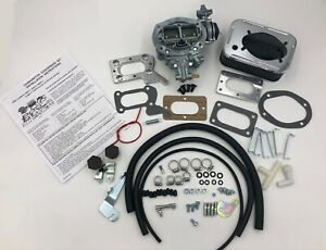 Mazda B2600 Mitsubishi Dodge 32 36 Dfev Carburetor Conversion Wk611 New