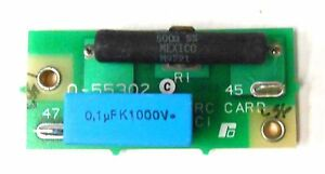 Reliance Electric 0 55302 Circuit Card