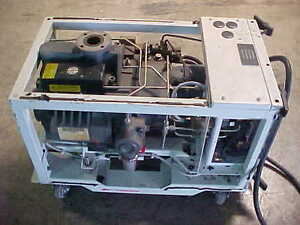 Edwards Qdp 40 Dry Vacuum Pump