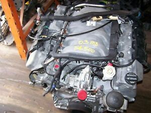 2003 2004 Mercedes Sl500 18kmi 5 0 V8 Engine Motor Oem Ml500 G500 Clk500