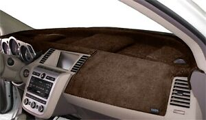 Gmc Sonoma S15 1986 1993 No Vents Velour Dash Cover Mat Taupe