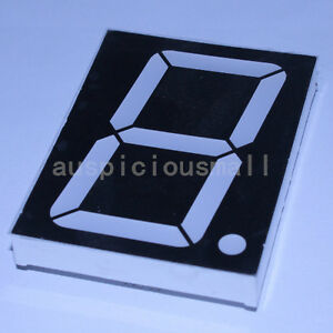 5pcs 4 Inch 7segment Red Led Display Common Anode 9v