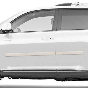 Painted Body Side Moldings Trim Mouldings For Toyota Highlander 2008 2013