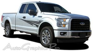 2015 2018 Ford F 150 Apollo Fender Side Door Panel Vinyl Graphics Decals Stripes