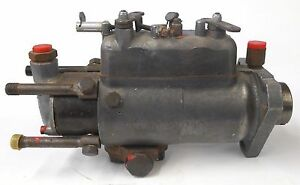 Ford new Holland 3249f210 Tractor Cav Injection Pump