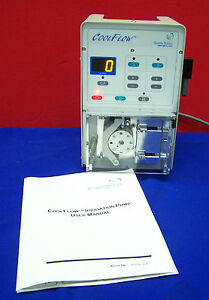 Biosense Webster Coolflow Irrigation Peristaltic Pump M 5491 01 02 100 240v