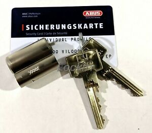 Abus Vitess 83 Series Padlock Cylinder High Security Made In Germany Kd