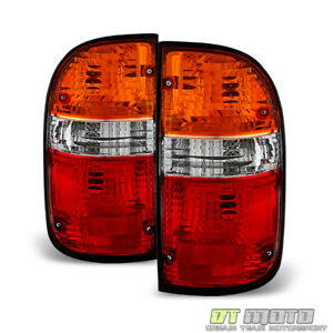 For 2001 2002 2003 2004 Toyota Tacoma Tail Brake Lights Replacement Left Right