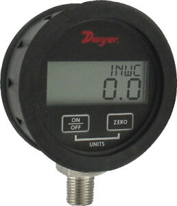 Dwyer Dpgwb 08 Digital Pressure Gage