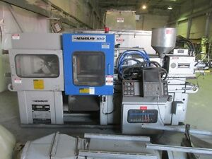 100 Ton Newberry Injection Molder Model H6 100mt