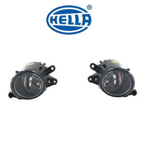 For Audi A4 Quattro Set Pair Of Left Right Fog Lights Oem Hella