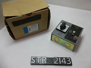 Siemens Smffg71p Single Phase Manual Motor Starter W Hand Off Auto str2143
