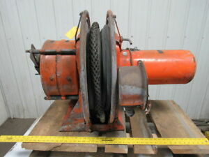 Gleason Reel Mmd Cable Reel W 50 6 4 Cable Mill Duty