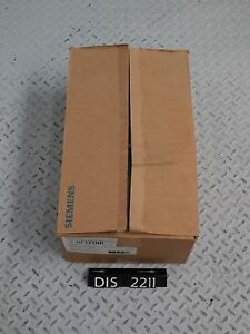 New Siemens 30 Amp Nema 3r Fused Disconnect safety Switch dis2211