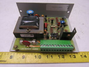 Ge Fanuc 36a359133aag01 Lan Current Source Power Supply