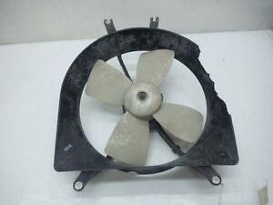 1999 Honda Civic Ex M T Radiator Fan Assembly Oem 1994 1995 1996 1997 1998