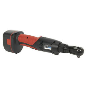Genuine Sealey Cp2144mh Cordless Ratchet Wrench 14 4v 2ah Ni Mh 3 8 Sq Drive