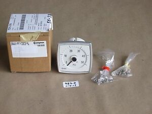 new In Box Crompton Westinghouse 016 05aa hgnt 0 50 Psi Meter 4 20 Dcma