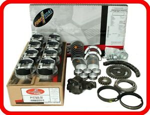 93 01 Dodge Dakota Ram Durango 360 5 9l Ohv V8 Magnum Engine Rebuild Kit